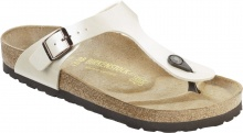 BIRKENSTOCK GIZEH BS GRACEFUL PEARL WHITE (0943873)