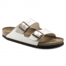 BIRKENSTOCK ARIZONA BS GRACEFUL PEARL WHITE (1009920)