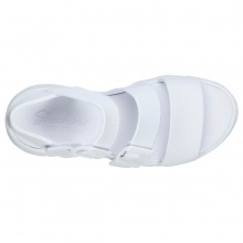 SKECHERS  Cali Breeze Sandals (111064 WHT)
