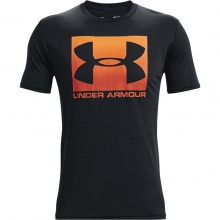 UNDER ARMOUR BOXED SPORTSTYLE T-SHIRT (1329581-003)