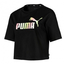 PUMA Essentials+ Logo Silhouette Youth Tee (587044-51)