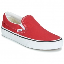VANS Classic Slip-On RACING RED/TRUE WHITE (VN0A4BV3JV61)