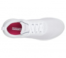 SKECHERS GOWALK JOY - PARADISE (15601-WHT)