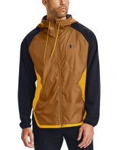 Under Armour Stretch Woven Full Zip JKT (1352021-002)