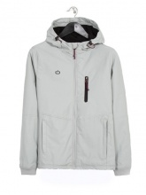 EMERSON WMNS HOODED JKT (182.EW10.102 TT610 ICE)