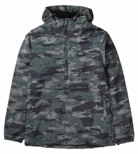 EMERSON HOODED PULLOVER JACKET (192.EM10.02 PR169 CAMO)