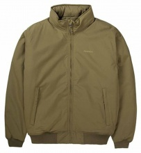 EMERSON ROLL-IN HOOD BOMBER JACKET (192.EM10.08 DOBBY BEIGE)