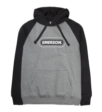EMERSON FOUTER (192.EM20.59 D.GREY/ML BLACK)