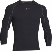 UNDER ARMOUR HG LS TEE (1257471-001)
