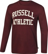 RUSSELL ATHLETIC LS CREW TEE (A8-003-2 505-FI)