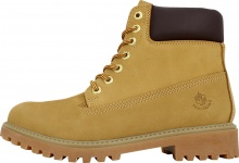 LUMBERJACK RIVER ANKLE BOOT NUBUCK YELLOW/DK BROWN (SM00101-023 D01 M0001)