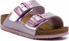 BIRKENSTOCK ARIZONA ELECTRIC METALIC LILAC (1012510)