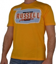 RUSSELL WINGS CREWNWCK TEE (A9-070-1-362)