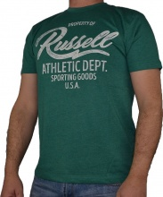 RUSSELL LARGE PROPERTY S/S CREWNECK TEE (A9-057-1-235)