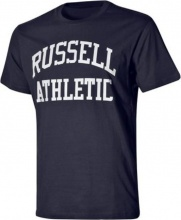 RUSSELL CLASSIC S/S LOGO GREW NECK TEE (A9-002-1S-190)