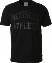 RUSSELL CLASSIC S/S LOGO GREW NECK TEE (A9-002-1S-299)