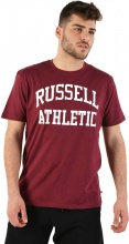 RUSSELL CLASSIC S/S LOGO GREW NECK TEE (A9-002-1S-429)