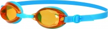 SPEEDO JET JR ANTIFOG GOOGLES BLUE (09298-C103 BLUE)