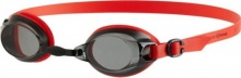 SPEEDO JET ANTIFOG GOOGLES RED (8-09297C101 RED)