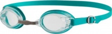 SPEEDO JET ANTIFOG GOOGLES GREEN (8-09297C101 GREEN)