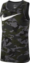 NIKE DRI-FIT CAMO TRAINING TEE (BQ1844-021)