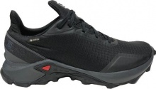 SALOMON ALPHACROSS GTX  BLACK/EBONY/BLACK (408051)