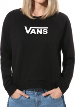 VANS FLYING V FT BOXY CREW Black (VN0A47THBLK1)