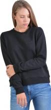 EMERSON NECKLINE SWEATSHIRT BLACK (192.EW20.198 001)