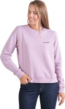 EMERSON NECKLINE SWEATSHIRT DUSTY PINK (192.EW20.198 011)