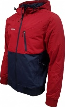 EMERSON JKT (192.EM10.127 DOBBY NAVY/BLUE/RED )