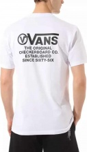 Vans Distortion Type (VN0A49PVWHT) White