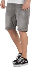 EMERSON STRECH DENIM SHORT PANTS (201.EM45.97 LIGHT GREY)