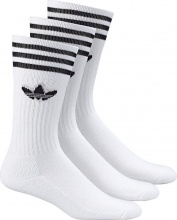 ADIDAS  Solid  SOCKS (S21489)
