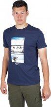 EMERSON T SHIRT (201.EM33.51 NAVY BLUE)