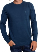 EMERSON COTTON KNIT (202.EM70.90-PETROL)