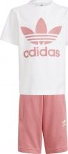 ADIDAS Adicolor Shorts And Tee Set (GP0195)