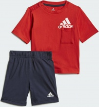ADIDAS Badge Sport Summer Set 2τμχ (GM8941)