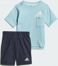 ADIDAS Badge Sport Summer Set 2τμχ (GM8943)