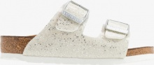 BIRKENSTOCK Arizona SPARKLE WHITE (1015562)