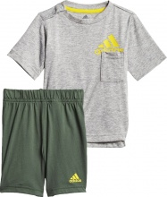 ADIDAS Badge Sport Summer Set 2τμχ (GM8944)