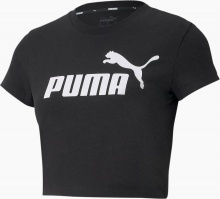 PUMA Essentials Slim Logo Black (586865-01)