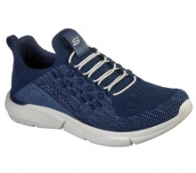 Skechers Relaxed Fit Ingram Streetway (210028-NVY)