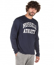 RUSSELL ATHLETIC LS CREW TEE (A8-003-2 190-NA)