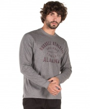 RUSSELL ATHLETIC LS CREW TEE (A8-062-2 090-CJ)