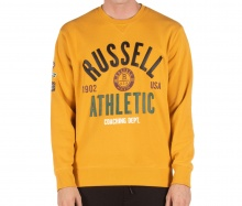 RUSSELL ATHLETICBADGED HOODIE (A9-029-2-355)