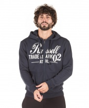 RUSSELL ATHLETIC FZ JKT THR HOODIE (A8-065-2 190 NA)