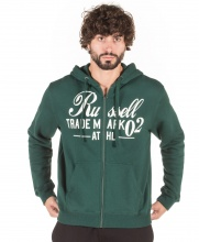RUSSELL ATHLETIC FZ JKT THR HOODIE (A8-065-2 259 BO)
