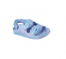 SKECHERS LIL CALI BLAST PARTY COLOR (302054 BLLV)