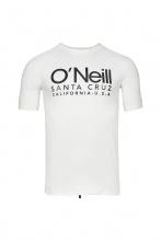 ONEILL PM CALI S/SLV SKINS (1A1612M-1030) POWNDER WHITE