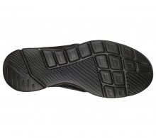 SKECHERS  RELAXED FIT: EQUALIZER 3.0  (52938-BBK)